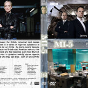 MI-5 – Volume 6 (2007) R1 Custom Cover & labels