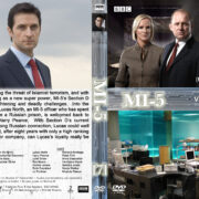MI-5 – Volume 8 (2009) R1 Custom Cover & labels