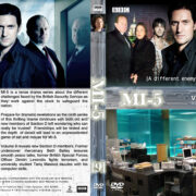MI-5 – Volume 9 (2010) R1 Custom Cover & labels