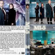 MI-5 – Volume 10 (2011) R1 Custom Cover & labels