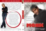 Monk – Seasons 2-4 (2002-2005) R1 Custom Covers