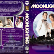 Moonlighting - Seasons 1 & 2 (1985) R1 Custom Cover & labels
