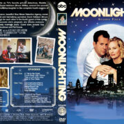 Moonlighting – Season 4 (1987) R1 Custom Cover & labels