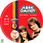 Mork & Mindy – Seasons 1-3 (1978-1982) R1 Custom DVD Labels