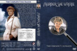 Murder She Wrote – Season 3 (1986) R1 Custom Cover & labels