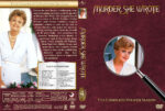 Murder She Wrote – Season 4 (1987) R1 Custom Cover & labels