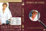 Murder She Wrote – Season 4 (1987) R1 Custom Cover & labels