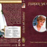 Murder She Wrote - Season 4 (1987) R1 Custom Cover & labels