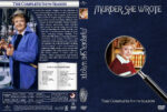 Murder She Wrote – Season 6 (1989) R1 Custom Cover & labels