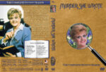 Murder She Wrote – Season 7 (1990) R1 Custom Cover & labels
