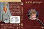 Murder She Wrote – Season 8 (1991) R1 Custom Cover & labels