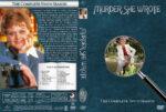 Murder She Wrote – Season 9 (1992) R1 Custom Cover & labels