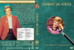 Murder She Wrote – Season 10 (1993) R1 Custom Cover & labels