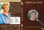 Murder She Wrote – Season 11 (1994) R1 Custom Cover & labels