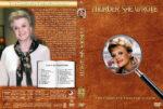 Murder She Wrote – Season 12 (1995) R1 Custom Cover & labels