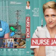 Nurse Jackie – Season 1 (2009) R1 Custom Cover & labels