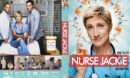 Nurse Jackie - Season 2 (2010) R1 Custom Cover & labels