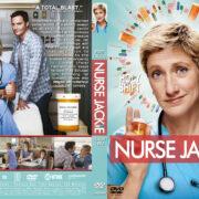 Nurse Jackie – Season 2 (2010) R1 Custom Cover & labels