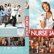 Nurse Jackie – Season 3 (2011) R1 Custom Cover & labels