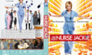 Nurse Jackie - Season 4 (2012) R1 Custom Cover & labels