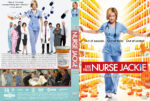Nurse Jackie – Season 4 (2012) R1 Custom Cover & labels