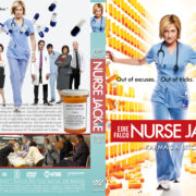 Nurse Jackie – Season 4 (2012) R1 Custom Cover & labels