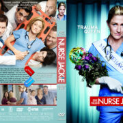 Nurse Jackie – Season 5 (2013) R1 Custom Cover & labels