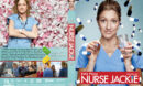 Nurse Jackie - Season 6 (2014) R1 Custom Cover & labels