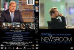 The Newsroom – Season 1 (2012) R1 Custom Cover & labels