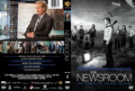 The Newsroom – Season 2 (2013) R1 Custom Cover & Labels