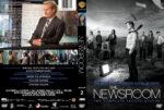 The Newsroom – Season 2 (2013) R1 Custom Cover & Labels