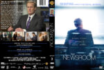 The Newsroom – Season 3 (2014) R1 Custom Cover & label