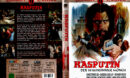 Rasputin: Der wahnsinnige Mönch (1966) R2 German Cover