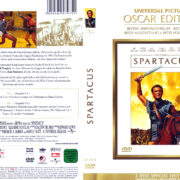Spartacus (1960) R2 German Covers