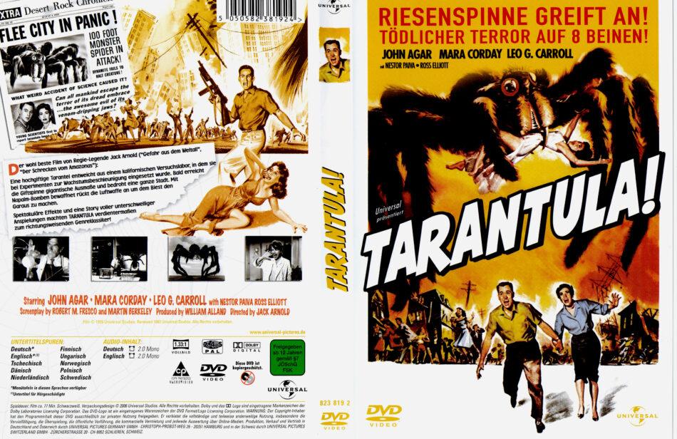Tarantula Film 1955 Deutsch