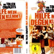Hilfe, mein Degen klemmt (1974) R2 German Cover