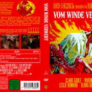 Vom Winde verweht (1939) R2 German Covers