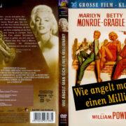 Wie angelt man sich einen Millionär (1953) R2 German Covers