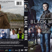 Black Work (2015) R1 Custom Cover & labels
