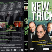 New Tricks - Season 4 (2007) R1 Custom Cover & labels