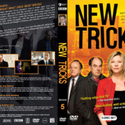 New Tricks – Season 5 (2008) R1 Custom Cover & labels