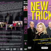 New Tricks – Season 6 (2009) R1 Custom Cover & labels