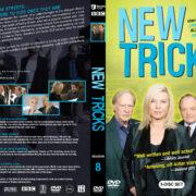 New Tricks – Season 8 (2011) R1 Custom Cover & labels