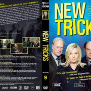New Tricks – Season 9 (2012) R1 Custom Cover & labels