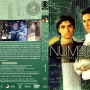 Numbers - Season 1 (2005) R1 Custom Cover & labels