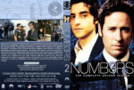 Numbers – Season 2 (2005) R1 Custom Cover & labels