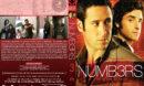Numbers - Season 3 (2006) R1 Custom Cover & labels