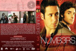 Numbers – Season 3 (2006) R1 Custom Cover & labels