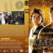 Numbers - Season 4 (2007) R1 Custom Cover & labels