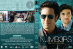 Numbers – Season 5 (2008) R1 Custom Cover & labels